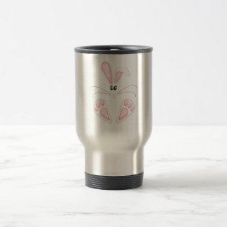 El pie de conejo taza de viaje