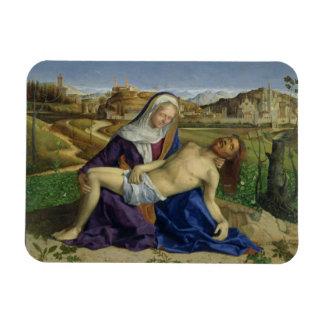El Pieta, c.1505 (aceite en el panel) (restor 1996 Imanes Flexibles