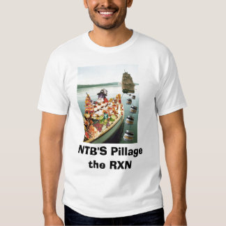 El pillaje de NTB el RXN Camisas