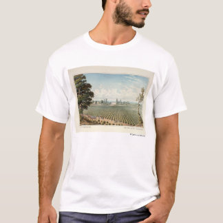 El Pinal Vineyard, San Joaquin County T-Shirt