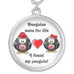 El pingüino I encontró a mi compañero para el cora Grimpolas