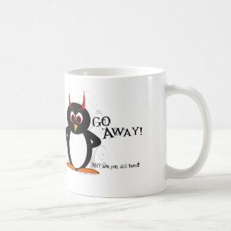El pingüino malvado dice - VA la taza AUSENTE