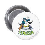 El pingüino pin