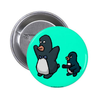 ¡El pingüino soporta!