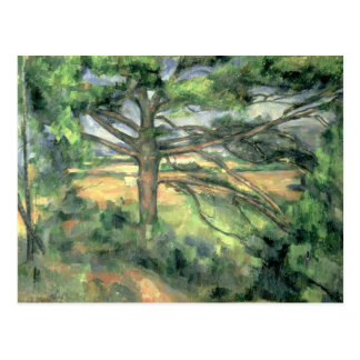 El pino grande, 1895-97 tarjeta postal
