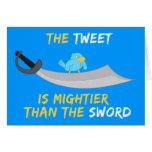 El pío es más poderoso que la espada felicitaciones
