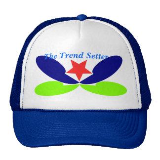 El pionero de la moda gorras de camionero