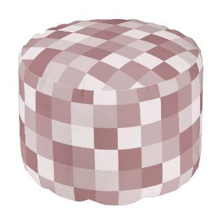 El pixel ajusta color de encargo puf redondo