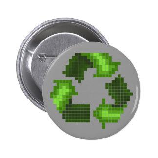 El pixel recicla el botón pins