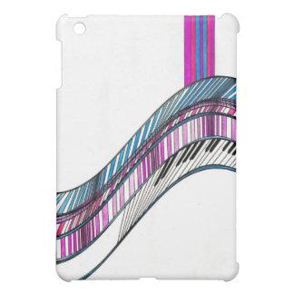 El placer del músico - arte del iPad del diseño de