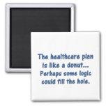 El plan de la atención sanitaria es como un buñuel iman