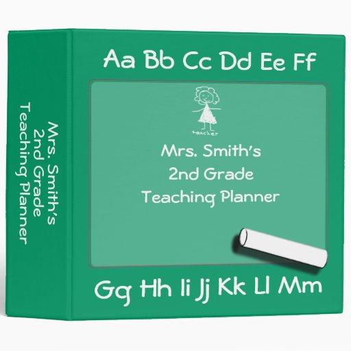 El plan del profesor