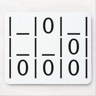 El planeador: Un emblema universal Mousepad del pi