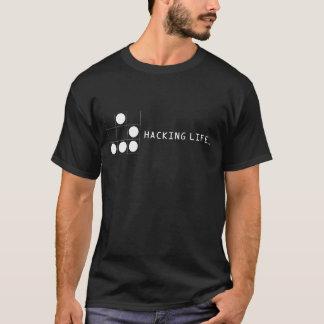 El planeador: Una camiseta universal del emblema