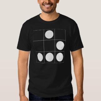 El planeador: Una camiseta universal del emblema Polera