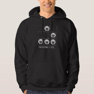 El planeador: Una sudadera con capucha universal