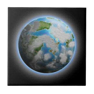 El planeta tejas  cerámicas