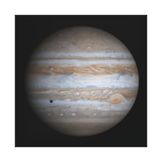 El planeta Júpiter Impresiones En Lona Estiradas