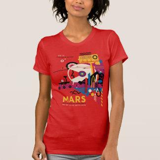 El planeta Marte - sitios históricos Playera