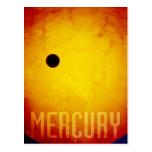 El planeta Mercury Postal