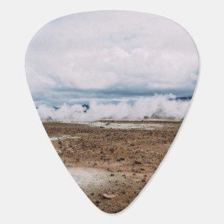 El planeta temático, tierra Fart el desierto Púa De Guitarra