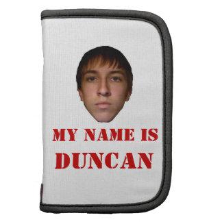 El planificador, 2010 mi nombre es Duncan