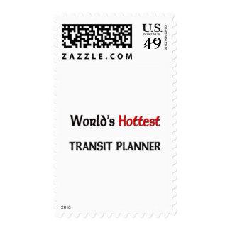 El planificador más caliente del tránsito del envio
