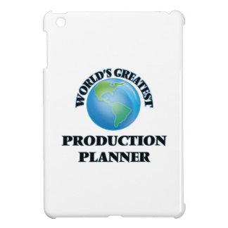 El planificador más grande de la producción del