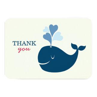 El plano le agradece observa la tarjeta de muy comunicado personalizado