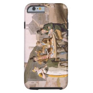 """El pleno verano Eve, del """"traje de Yorkshire"""" Funda Para iPhone 6 Tough"""