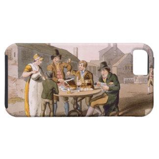 """El pleno verano Eve, del """"traje de Yorkshire"""" iPhone 5 Funda"""