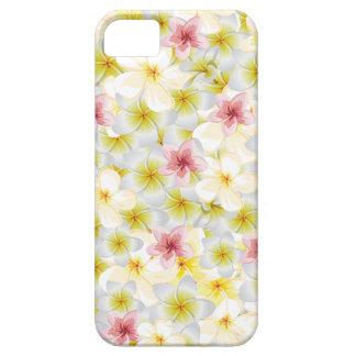 El Plumeria me ama iPhone 5 Funda