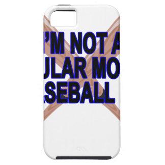 El .png de las camisetas de las mamáes del béisbol iPhone 5 fundas