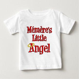 El poco ángel de Memere Playera De Bebé