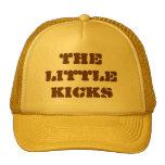el poco casquillo de los retrocesos gorras