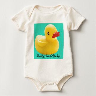 ¡El poco del papá Ducky! Trajes De Bebé