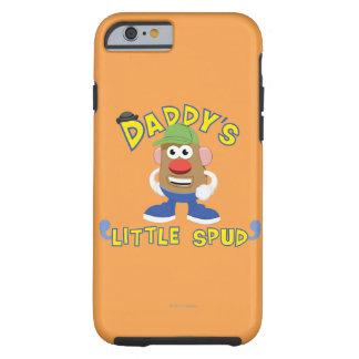 El poco del papá perfora funda resistente iPhone 6