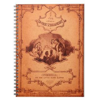 El poco deslizador de cristal 1 note book
