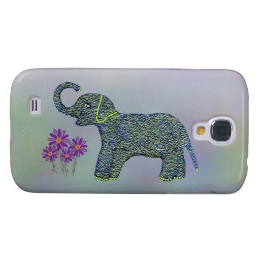 El poco elefante del jade I Funda Para Galaxy S4