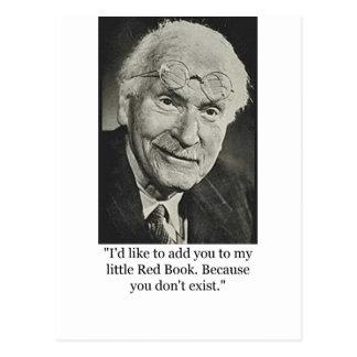 El poco libro rojo de Jung Postal