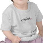 El poco milagro de la vida camisetas