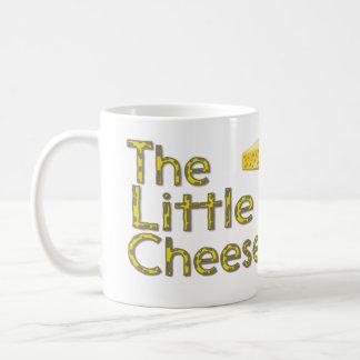 El poco queso taza