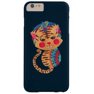El poco tigre de Bengala Funda Para iPhone 6 Plus Barely There