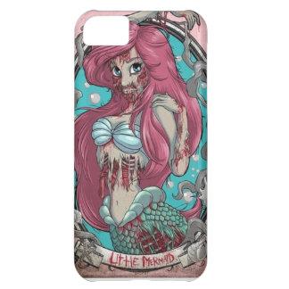 el poco zombi del meirmaid funda iPhone 5C