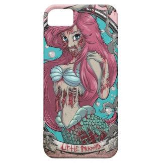 el poco zombi del meirmaid funda para iPhone SE/5/5s