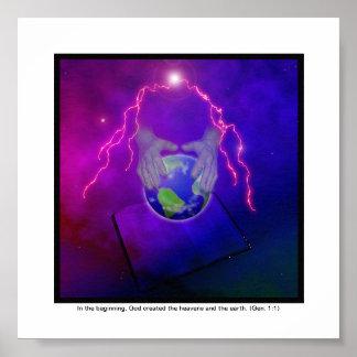 El poder de dioses no redacta ningún bkgd póster
