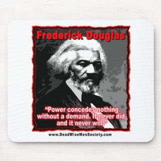 El poder de Frederick Douglass concede cita Alfombrillas De Ratón