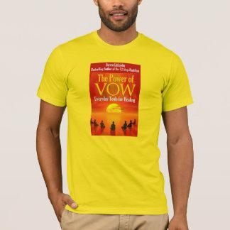 El poder de la camiseta de la cubierta de libro