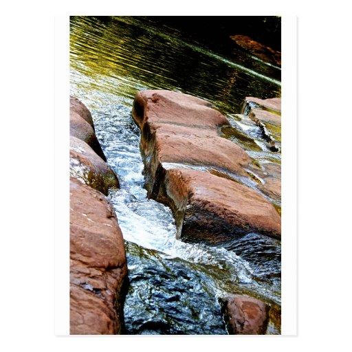 El poder del agua tarjetas postales