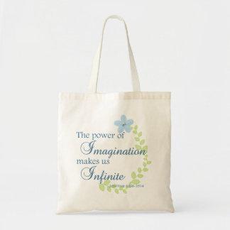 El poder del bolso de la imaginación